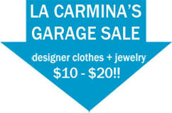 La Carmina designer clothing & accessories from Hong Kong and Japan, cheap women's vintage fashion