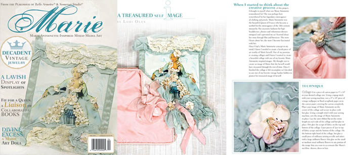 Marie Antoinette rococo dresses, Versailles court aristocratic fashion, Stampington UK magazine about French queen, sweet Lolita inspiration.