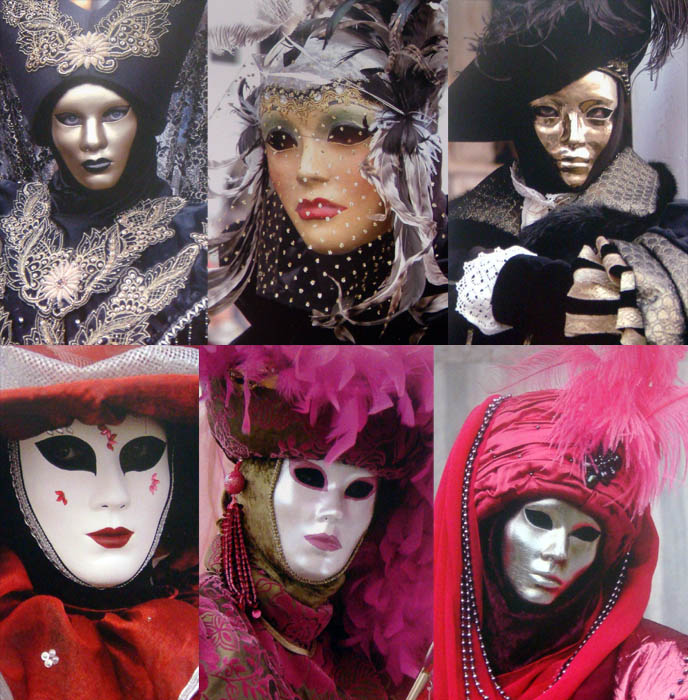 CARNIVAL MASKS OF VENICE: EYES WIDE SHUT ORNATE, DECORATIVE GOTH MASKS, VENETIAN FESTIVAL MASQUERADE COSTUMES. italian masks, venice carnivale, CHERRY BOMB KILLER PERFUME GIVEAWAY! ROCK N ROLL GOTH PUNK PERFUMES & HEART CHARMS. ATELIER PIERROT DRESS. my fair lady hta, sunhat wide brim, cute hats, striped black and white dress, lolita fashion, young lolitas, lolita models, asian female model, emilie autumn makeup, red doll hair, smoky eyeshadow, how to do smokey eyes, RED HAIR dye, alternative emo hairstyles