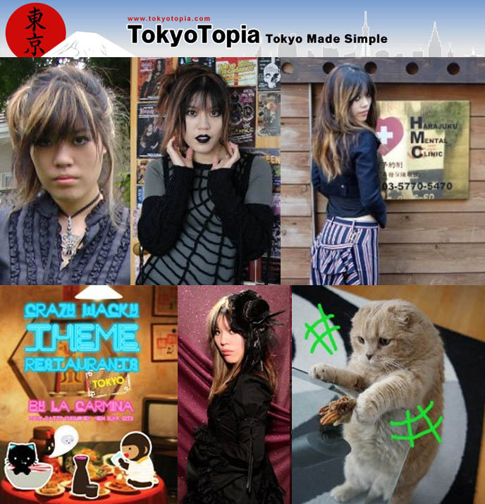Tokyo travel tips, Harajuku subcultures, shopping and crazy Japanese women's magazines, fun travel attractions in Japan, convenience stores, surviving long flights to Asia.