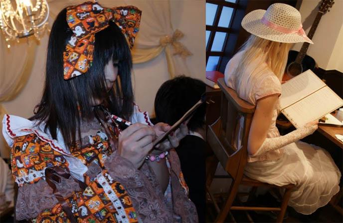 Japanese drag queens, transsexuals, lady boys, cross dressing, josou fantasy cosplay, Tokyo drag subcultures, hibari-tei, maid cafe men dressing like women, 女装 josoo.