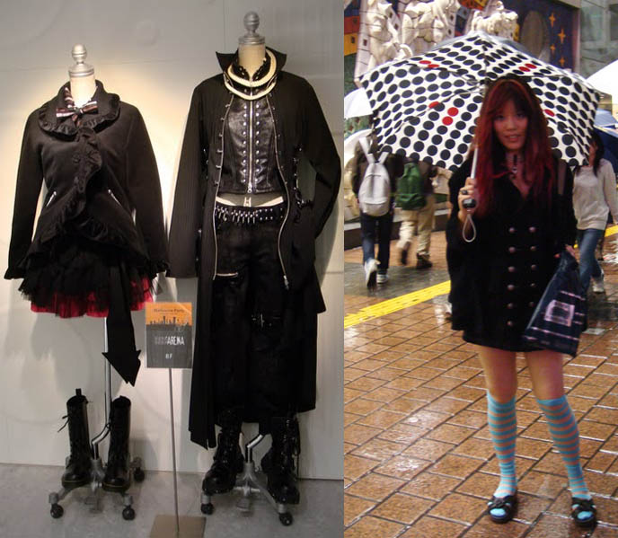 Marui One Shinjuku, 0101 Marui Young department store, shopping center for Gothic Lolita punk princess kei fashion, Jesus Diamante,  Angelic Pretty, alternative leather boots stomper shoes, Japanese street style fruits clothes where to buy, women's best clothing stores, cheap fashion in Tokyo Japan, list of cool stores in Tokyo, Japanese contemporary modern edgy fashion and street style