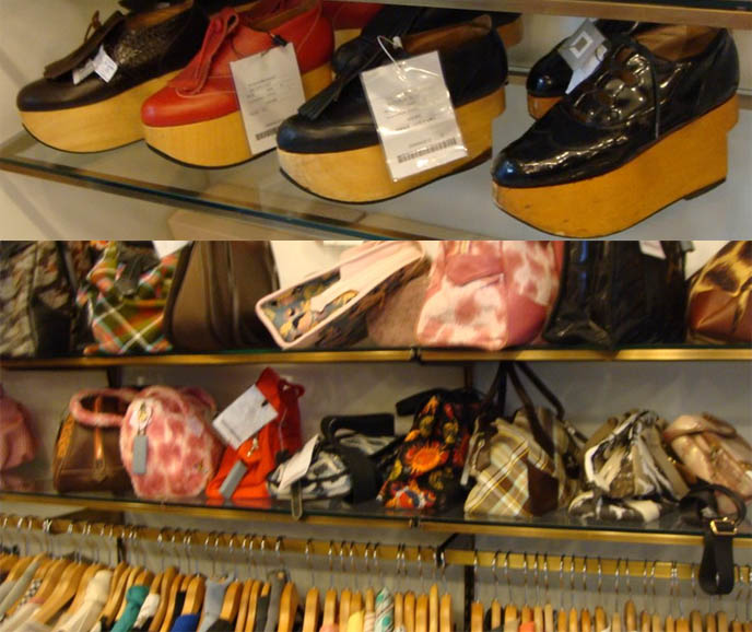 Pop Punk Clothing Stores