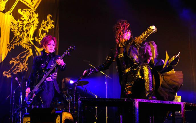 V-rock Visual Kei festival, Tokyo Japan. MOI DIX MOIS, MARILYN MANSON, ALI PROJECT, PLASTIC TREE, THE GAZETTE, Chiba, D'espairs Ray, heidi., Vidoll, SuG, ALI PROJECT, TSUCHIYA ANNA