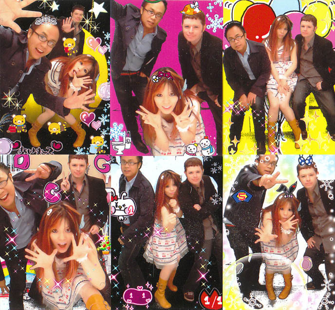 Purikura prints sticker booth pictures how to guide and tutorial jpop party tonight