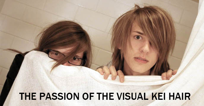 visual kei hair. Visual kei hair tutorial,