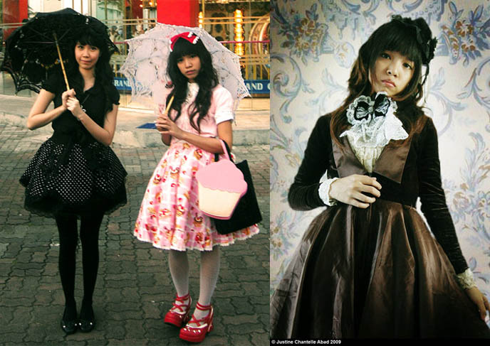 About Japan's Teen Fashion Style