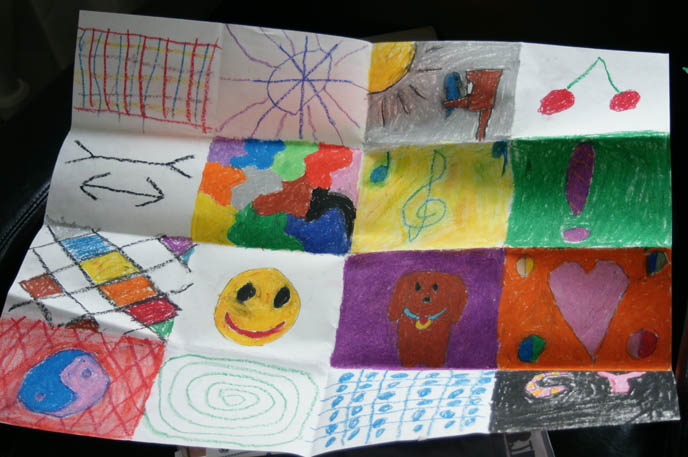 Funny Kid S Drawings My Lsd Psychedelic Childhood Hippie