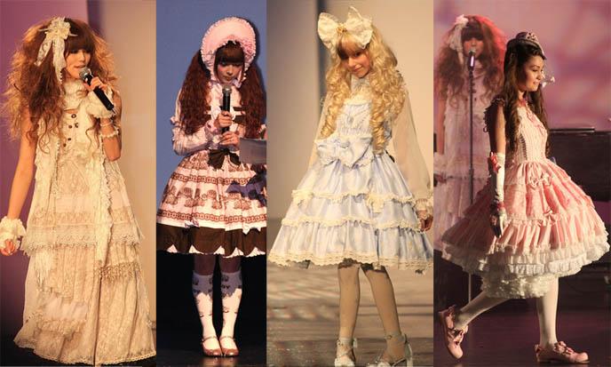 Tokyo Fashion Festa Nyc Gothic Lolita Runway Show Harajuku Jpop Clothing At Fit Museum New