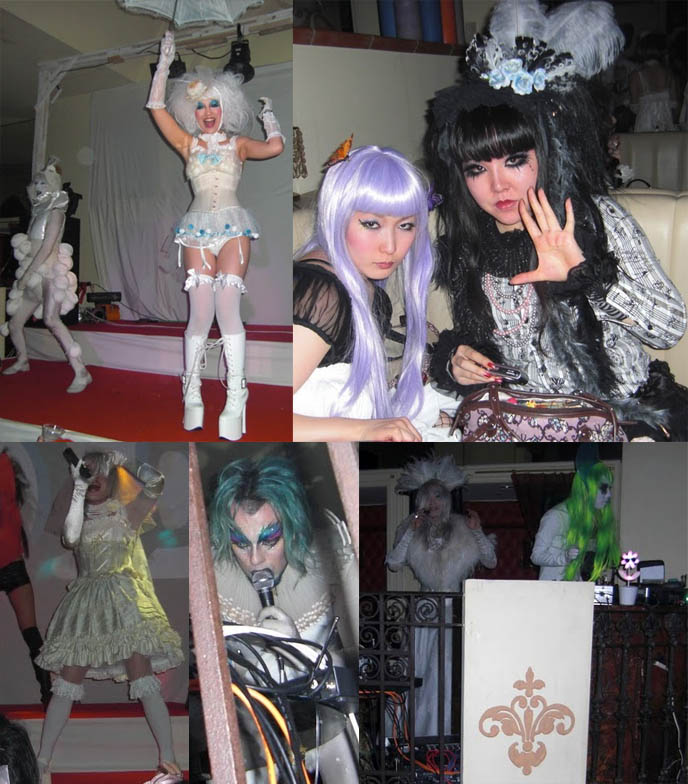 Seileen, sisen selia dj goth japan, adrien le danois, tokyo decadance, Tokyo Gothic Industrial Alternative club nights / bars in Tokyo and Osaka. best Goth / cyber / EBM / fetish / darkwave parties in Japan. La Carmina, goth japan travel host blogger, japan fixer, local production coordinator tokyo, on-camera host, television film host, Gothic Lolita fetish fashion, cute Japanese girls.