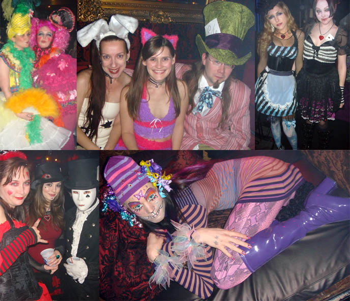 steampunk boys, male steampunk fashion clothing, GOTH ALICE IN WONDERLAND COSTUMES AT BAR SINISTER