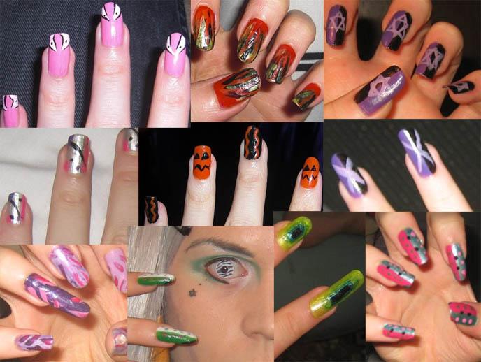 best manicures, JAPANESE NAIL ART PICTURES. HARAJUKU  NAIL POLISH TECHNIQUES, MANICURE SUPPLIES DESIGNS & IDEAS, DIY TUTORIAL. shibuya gals nails, tokyo fashion, coolest nail art design, creative japanese nails, fake nails, unique celebrity manicures, beginners tips, acrylic nails salon