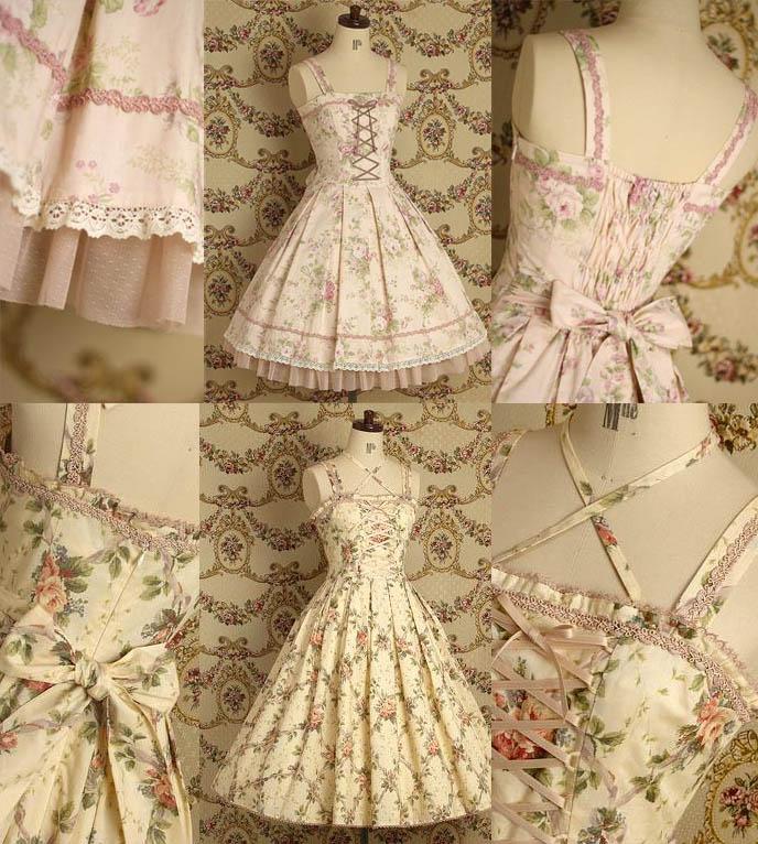 CLASSICAL LOLITA DRESSES: TOKYO GOTHLOLI SHOPPING WISHLIST. VICTORIAN