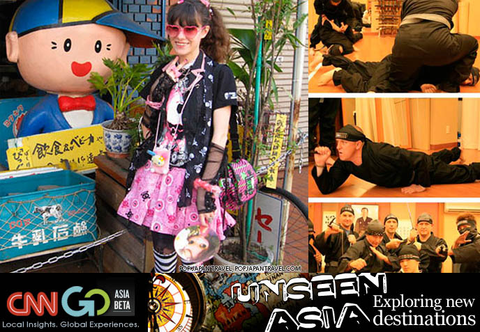pop japan travel. gothic lolita tours japan, akihabara manga school, jpop travel group, guided tour asia pop culture, anime manga fashion street style, harajuku, angelic pretty designers, kawaii decora girl clothing, where to buy tokyo clothes women's young styles