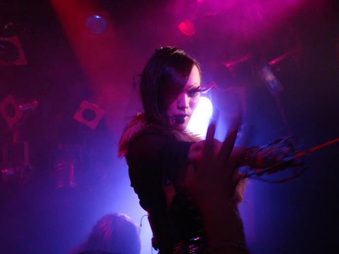 Selia tokyo decadance, seileen, sisen, opera singer, goth clubs, concert photos visual kei, jrock goth, BLUE TOKYO: COOL NIGHTLIFE PHOTOGRAPHY. JAPAN AFTER DARK, GLOWING NEON LIGHTS, WALRUS & HIS BUCKET. jpop cosplay Japan, world's weirdest strangest restaurants