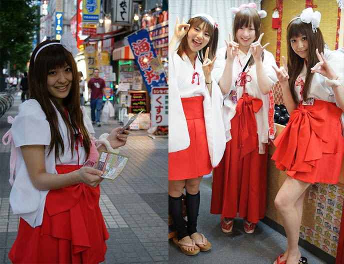 CUTE TOKYO MAIDS IN AKIHABARA MAID CAFES. COSPLAY WAITRESSES IN JAPAN, MEIDO OUTFITS, WORLD'S STRANGEST THEME RESTAURANTS. PHOTOS FROM AKIHABARA, TOKYO: OTAKU NERD HEAVEN. JAPANESE MAID CAFES, FIGURINES, CUTE GIRL ASIAN, hot japanese GIRLS, dating, anime manga in japan, where to buy, meido cafe inside