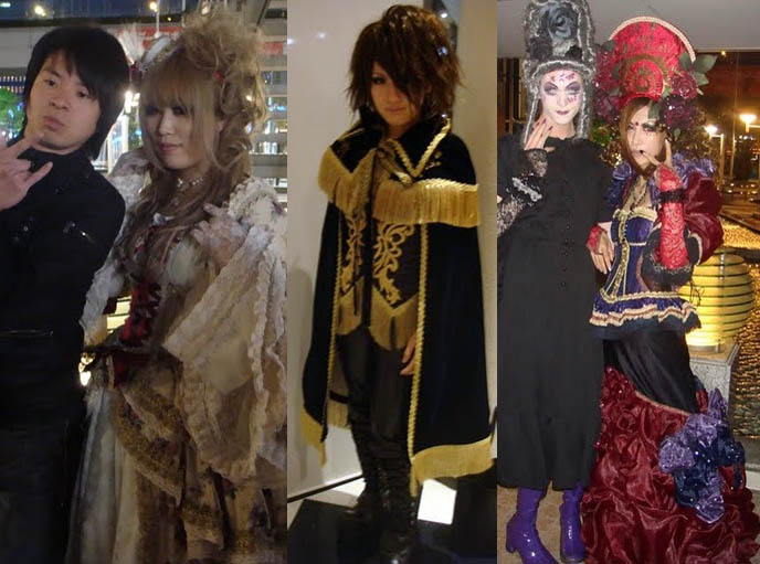 VIDEO OF VERSAILLES J-ROCK BAND: LIVE CONCERT IN TOKYO JCB HALL, APRIL 2010. VISUAL KEI GROUP PERFORMANCE, HIZAKI, KAMIJO. VERSAILLES JAPAN VISUAL KEI CONCERT, TOKYO JCB HALL, MAY 2010. CUTE JAPANESE GOTHIC & SWEET LOLITAS, ELEGANT GOTH ARISTOCRAT BOYS, COSPLAYERS. where to buy lolita clothes, versailles concert tickets, hizaki kamijo cosplay, j-rock fans