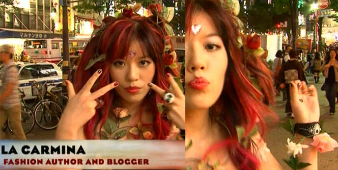 fashion blogger japan, famous style bloggers, best style blog, top fashion blogs rank traffic views hits, ANDREW ZIMMERN'S BIZARRE FOODS TOKYO: VIDEO OF TRAVEL CHANNEL TV SHOW, JAPAN JAIL THEME RESTAURANT WITH LA CARMINA, weird theme restaurants book, maid cafes, episode of tokyo bizarre world, andrew zimmern stream download episodes, travel tv show host, crazy extreme foods tour, alcatraz er in shinjuku