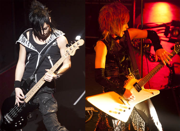 VISUAL KEI GROUP DELUHI ANNOUNCES HIATUS. TRICK MONSTER, CYBER HAIR & CLOTHING STORE IN SHINSAIBASHI, OSAKA, deluhi temporary break pause, jrock bands breaking up, LIVE performance VISUAL KEI CONCERT IN SHIBUYA-O-EAST. MIX SPEAKER'S INC, J-ROCK MUSIC MP3 DOWNLOADS
