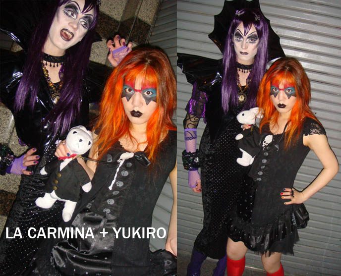 kiss makeup, ace frehley, kiss eye makeup costume halloween, BLACK VEIL OSAKA, DJ TAIKI'S GOTH CLUB NIGHT. KOZI OF MALICE MIZER, FUKI OF BLOOD, DARK MARCHEN AT GOTHIC EBM CYBER INDUSTRIAL PARTY. Territory occult store, cute Lolitas Japan, cosplayers, Japanese Rave