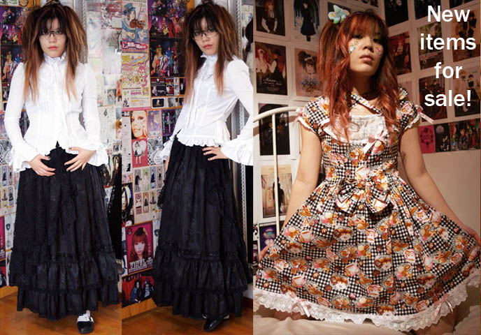 Wholesale Cheap Designer Clothes Online BUY HARAJUKU JROCK CLOTHING