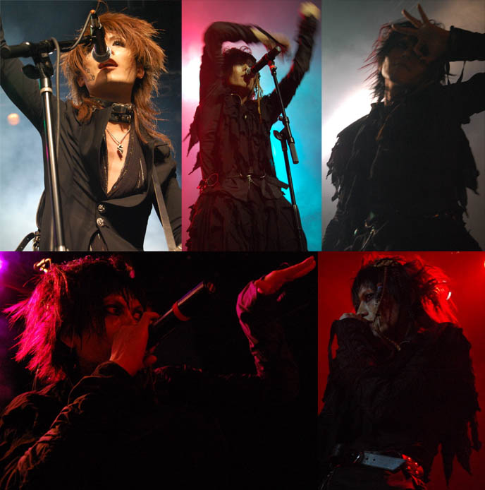 SUICIDE ALI live concert images, magazine scans visual kei artists, LUZMELT VISUAL KEI CONCERT AT EAST COAST ANIME CONVENTION, TEKKOSHOCON. J-ROCK BAND INTERVIEW, JAPAN MUSIC IN AMERICA. Visual kei hair makeup tips, tutorials, how-tos, training bras for boys, cute japanese boy band, comic convention in Pittsburgh Pennsylvania, american jrock bands