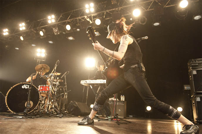 Meeting Miyavi Concert Review Photos Neo Samurai Tour At