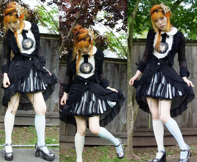 gothic uniform