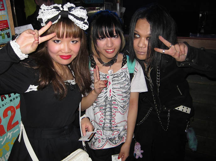 alamode night artism gothic lolita bar