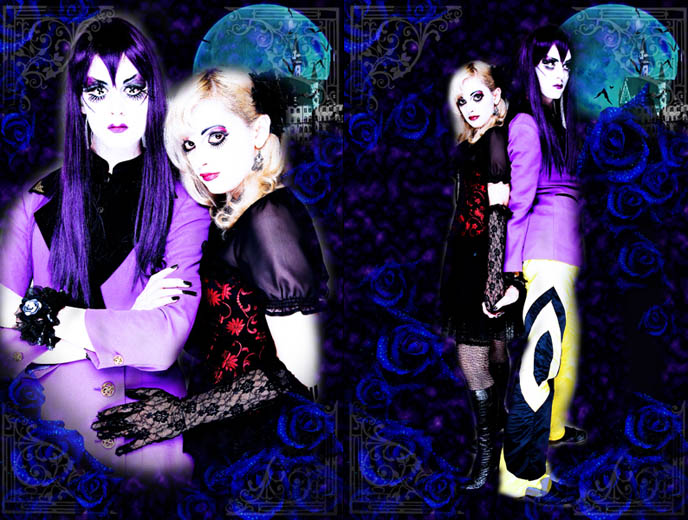 goth club japan, tokyo goth girls, CUTE GOOGLY-EYES NAIL ART. YUKIRO'S DEBUT PERFORMANCE AT TOKYO GOTH CLUB, MIDNIGHT MESS! SEILEEN, DJ SELIA & SISEN BAND, japan gothic nightclubs events, kawaii nails, fake nails cute face, decora kawaii girls, cyber fetish fashion makeup, ebm industrial music