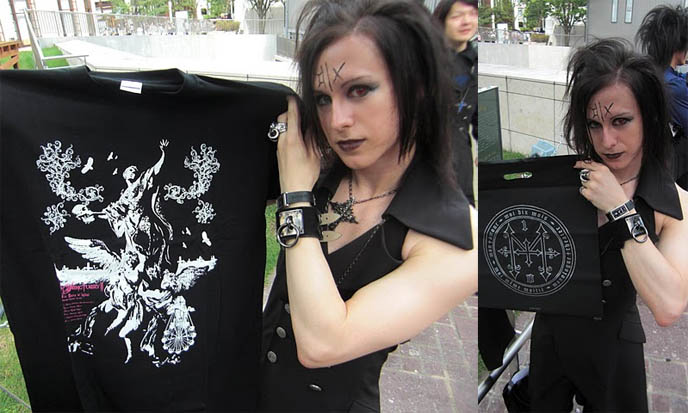 MALICE MIZER tshirts, merchandise, buy cds, REUNION special performance, MOI DIX MOIS 2010 CONCERT, MANA KOZI YUKI REUNITED: DEEP SANCTUARY II IN TOKYO. Gothic Lolita fans of mana-sama, ega egl, elegant goth fashion japan, japanese visual kei legend, gackt klaha, band members of malice mizer