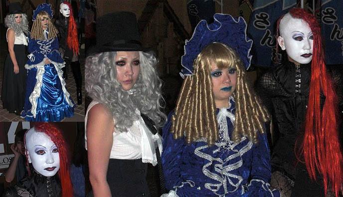 MALICE MIZER cosplayers, costumes, cosplay mana sama, MOI DIX MOIS 2010 CONCERT, MANA KOZI YUKI REUNITED: DEEP SANCTUARY II IN TOKYO. Gothic Lolita fans of mana-sama, ega egl, elegant goth fashion japan, japanese visual kei legend, gackt klaha, band members of malice mizer