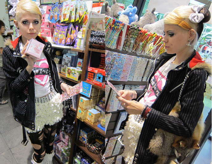 SEATTLE UWAJIMAYA ASIAN SUPERMARKET, kinokuniya bookstore washington, japan center seattle, manga anime buy books, japanese language learning, kawaii goods sanrio hello kitty store, cANDY PINK SWEET LOLITA JSK. hair sailor moon buns on top of head, japanese hairstyles, stationery store, japan tokyo harajuku