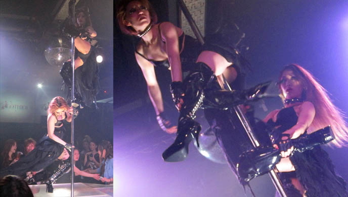 Japanese fetish clubs