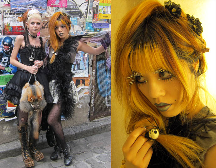GOTH LOLITA PUNK CLOTHING STORES IN TOKYO & OSAKA  GUIDE TO