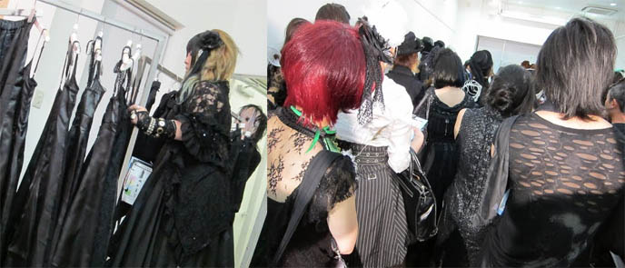 alternative models asian, H.NAOTO GOTH NIGHT TOKYO: 2010 FASHION RUNWAY SHOW, HEAVEN HARAJUKU. JAPANESE GOTHIC MODELS IN DECONSTRUCTED CLOTHING.. Hirooka naoto, goth alternative modelling, s-inc, otakon, video japan goth models, avantgarde weird crazy experimental clothes,