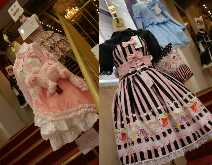 BODYLINE OSAKA: SWEET & GOTHIC LOLITA DRESSES, JSK, BUY CUTE JAPANESE GIRLS ACCESSORIES & CLOTHING. cheap discount lolita clothes, DANGEROUS NUDE, SEX POT REVENGE MENS & WOMEN'S CLOTHING OSAKA. Kansai umeda SHOPPING DISTRICT: SHINSAIBASHI GOTHIC LOLITA JAPANESE PUNK SHOPS, BEST CLOTHING BOUTIQUES, FASHION GUIDE. JAPANESE young girls CLOTHING FASHION BRANDS, STYLISH STREETWEAR IN SHINJUKU TOKYO. goth alternative stores, punk clothing, listen flavor, peace now, womenswear japan, teen lolitas, wholesale kawaii jewelry, asia fashion retailers, online shops