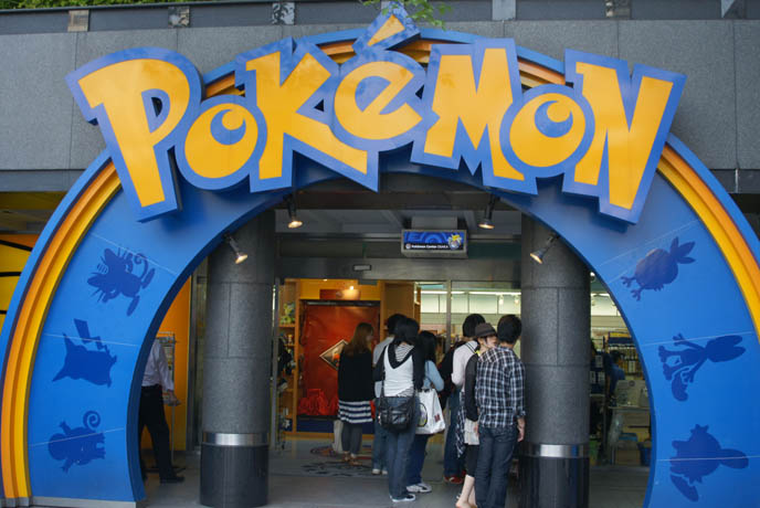 OSAKA POKEMON CENTER, JAPAN: RARE PIKACHU TOYS, VIDEO GAMES & COLLECTIBLE MERCHANDISE, ポケモンセンターオーサカ , Pokémon shop, store, amusement park, weird japan theme park, kid's attractions osaka, kansai locations, plush toys