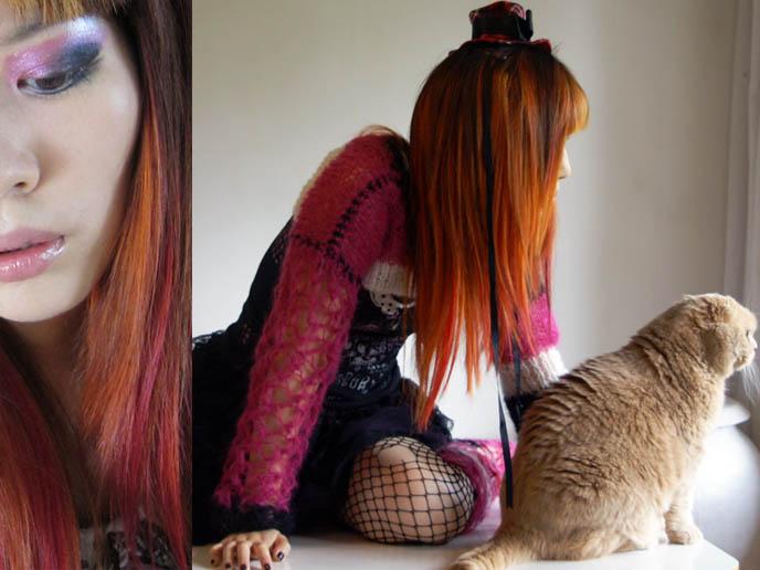 JAPAN PUNK CLOTHES FOR GIRLS. HARAJUKU PUNK LOLITA FASHION DESIGNS, JAPANESE GOTH CLOTHING. clothing shops boutiques, where to buy women's clothes, Japan punk, punk clothes for girls, Punk fashion, harajuku boys, gothic nails, nail designs, vampire fingernails, Halloween goth nail polish art, cute fake nails, Japanese lolitas models, pretty young japan girls, teens, scottish fold cat, camden lock clothing, sugarpill cosmetics by shrinkle, alternative makeup