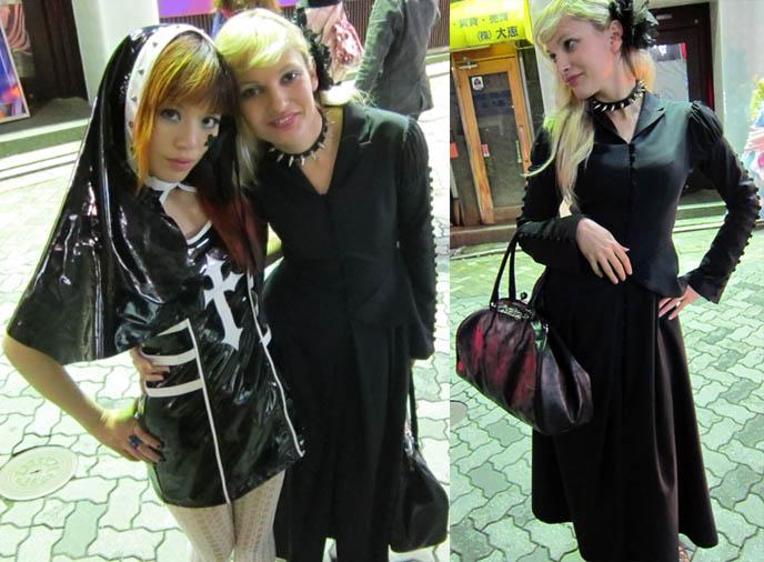cute japanese goth girls, asian girl short dress, fashion asia street snaps, punk women's fashion japanese, club night, TORTURE GARDEN JAPAN: HALLOWEEN FETISH BDSM CLUB PARTY, AKASAKA EREBOS TOKYO. KIGURUMI & SEXY JAPANESE GIRLS IN LEATHER. goth clubs shinjuku, gothic lolita punk events, s&m, slaves, alternative parties, nightlife, nightclubs tokyo