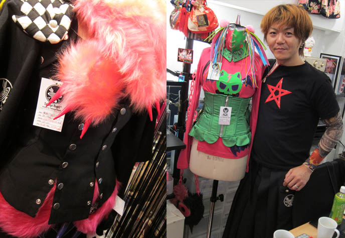 TAKUYA ANGEL NEW HARAJUKU SHOP, CYBERGOTH JAPANESE CLOTHING FOR SALE. Cyber wa fashion, modeling in japan, tokyo models, HARAJUKU COSPLAY BRIDGE, HALLOWEEN COSTUMES & CRAZY STREET STYLE, japanese halloween outfits, cosplayers, jingubashi, famous bridge in tokyo japan, weird streetwear, youth street fashion, harajuku girls, japan teens fashion, cute young lolitas, fairy kei, decora