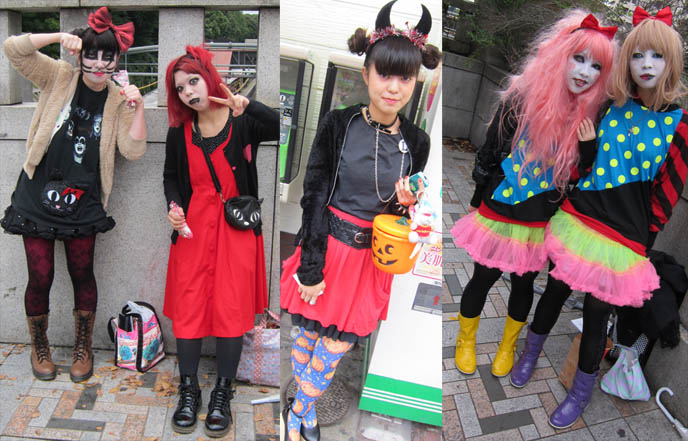 Halloween Japanese Teens Free Halloween 53
