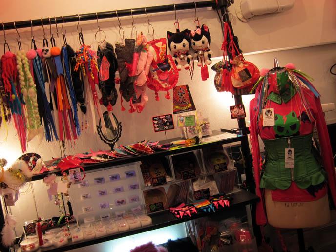 TAKUYA ANGEL NEW HARAJUKU SHOP, CYBERGOTH JAPANESE CLOTHING FOR SALE. Cyber wa fashion, modeling in japan, tokyo models, HARAJUKU COSPLAY BRIDGE, HALLOWEEN COSTUMES & CRAZY STREET STYLE, japanese halloween outfits, cosplayers, jingubashi, famous bridge in tokyo japan, weird streetwear, youth street fashion, harajuku girls, japan teens fashion, cute young lolitas, fairy kei, decora