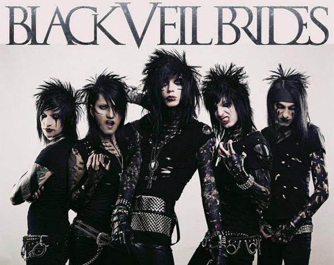 black veil brides group photo, 2010 new band members, christian coma, jinxx, jake pitts, andy six, andy sixx andy6 andysix interview concert live performance knives and pens mortician's daughter perfect weapon emo goth gothic band bands birthday massacre tour bvb music video jrock visual kei j-rock performing seattle studio seven 2010 singing singer hot cute boy young boys, VIDEO INTERVIEW: ANDY SIX OF BLACK VEIL BRIDES, SEATTLE CONCERT TOUR 2010. BVB ARMY, VISUAL KEI JAPANESE ROCK.