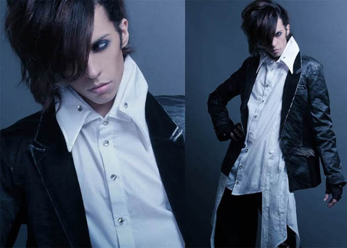 H.NAOTO COLLABORATION: CNNGO & SEBASTIANO SERAFINI セバスティアーノ セラフィニー. NAOTO SIXH MENS FASHION, ELEGANT GOTH ARISTOCRAT. ku-fu, blxxkk, gstar, true religion, 2011 best male winter fashion looks, cnn article, male stylist in japan, japanese male model, foreign talent agency, styling menswear tokyo, men's clothing trendy hot hip, cute asian boys