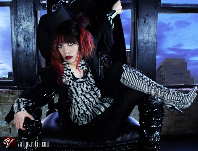La Carmina, lip service model, alternative models, modelling, goth, gothic, steampunk, lip service catalog, catalogue, alt fetish model, how to become an alternative model, model agencies, sebastiano serafini, girlfriend, dating, セバスティアーノ セラフィニー luca student nihonjin no shiranai nihongo日本人の知らない日本語 , vampire makeup, twilight photoshoot, costumes, interview with the vampire, steampunk boots, pirate hat, lip service clothing for sale, goth models, industrial