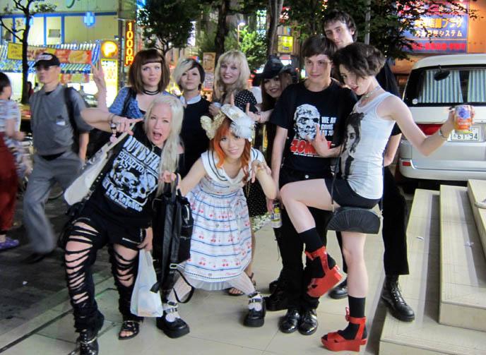 Japanese women tokyo