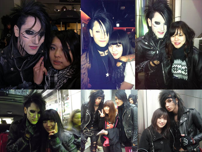 Japan earthquake survivor stories black veil brides rocked by 90 black veil brides live in tokyo japan performing after earthequake ashley purdy andy m4hsunfo