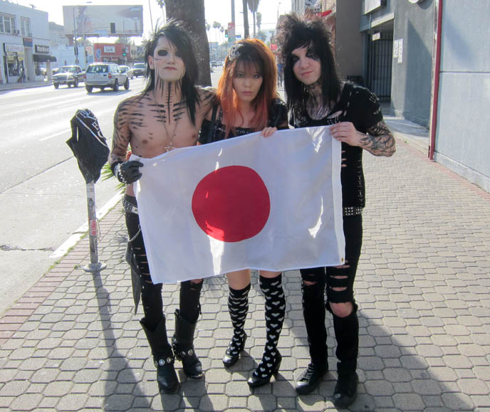 black Veil Brides, pray for japan fundraisers, charity events for japan earthquake, charity necklaces, soho hearts panda, noh8 campaign, noh8 photos, it gets better, no hate, no h8, japan, la carmina real name, photoshoots, los angeles new years parties 2012, new years eve 2012, LA goth clubs, best vip clubs hollywood, JAPAN earthquake charity FUNDRAISING, HONG KONG GOTH STORES, FASHION MODELING IN ITALY. crazy makeup, weird tokyo bars, shinjuku clubbing