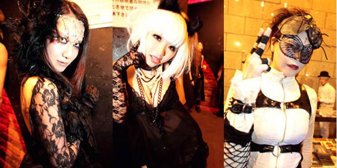 OSAKA GOTH PARTY, BLACK VEIL NIGHTCLUB. JAPAN GOTHIC & LOLITA SUBCULTURE, FASHION. DJ TAIKI OF TERRITORY. japan youth fashion, street style, tokyo fashion, streetwear, industrial djs, darkwave, ebm, gothic culture, japanese subcultures, weird japan, kansai shopping, alternative blog, fashion blogs